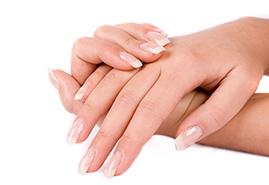 灰指甲与女人健康
