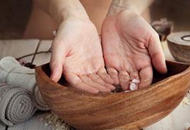 手癣和足癣的预防